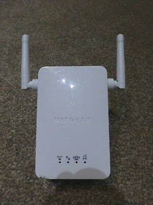 Netgear WN3000RP V1H2 Universal Range Extender In Great used condition