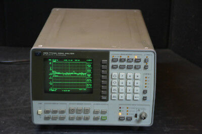 HP Agilent Keysight 3561A Dynamic Signal Analyzer (125uHz-100kHz)