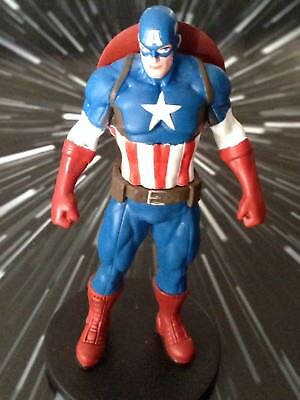"Disney Marvel Avengers Captain America 4"" Figure"