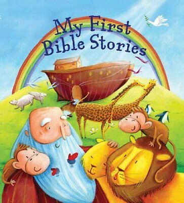 My First Bible Stories by Katherine Sully 9781784934569 (Hardback, 2016)