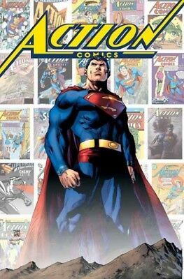 Action Comics 80 Years Of Superman Delux, 9781401278878