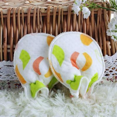 Newborn baby Soft Anti Scratch Mittens Gloves Baby Care  for Face Protection