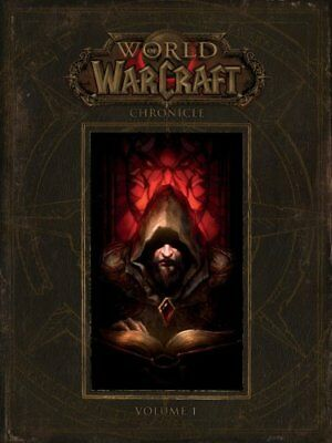 World Of Warcraft: Chronicle Volume 1 by Blizzard 9781616558451 (Hardback, 2015)