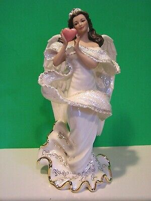 LENOX SERENA ANGEL OF TRANQUILITY sculpture NEW in BOX with COA