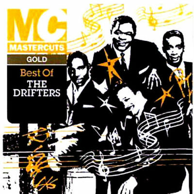 DRIFTERS ~ BEST OF NEW SEALED 2CD ORIGINAL 70's RECORDINGS GREATEST HITS ALBUM
