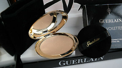 Guerlain Les Voilettes Pressed Puder Face Powder