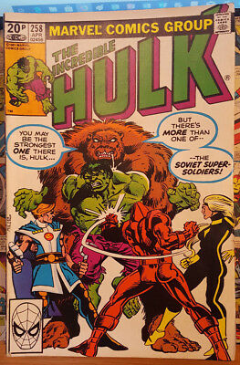 Incredible Hulk Annual # 9 (1980 / Marvel Comics / Fn-)