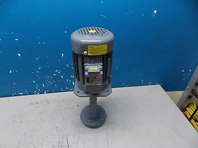 Graymills Cast Iron Immersion Pump 1/2 HP 35 GPM 230/460V 3 Phase Model #IMV50-F