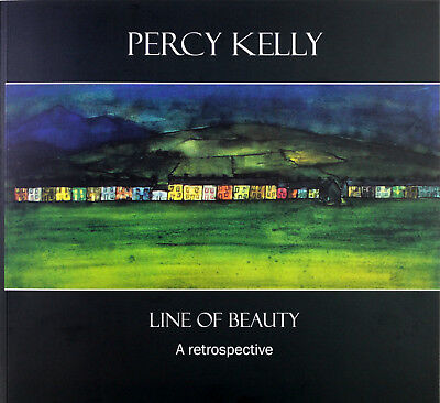 NEW Percy Kelly 1918-93 Cumbrian Artist Line of Beauty A Retrospective 108 Pages