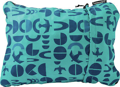 Compressible Pillow, Kissen von Therm a Rest Gr. L, Blue Bird