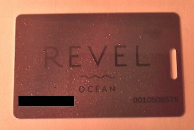 Revel Casino Players Card - Atlantic City
