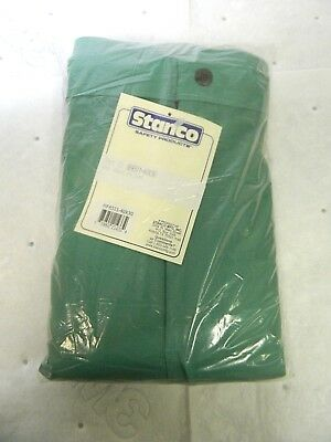 Stanco Safety Products Green Cotton Flame Resistant Pants HFR511-40X30