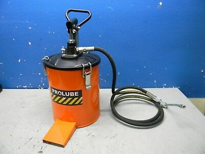 Pro-Lube Bucket Grease Pump System for 1 to 5 gal Containers