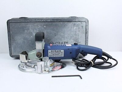 Crain No 825 120V 8.15 Amps Heavy Duty Undercut Saw