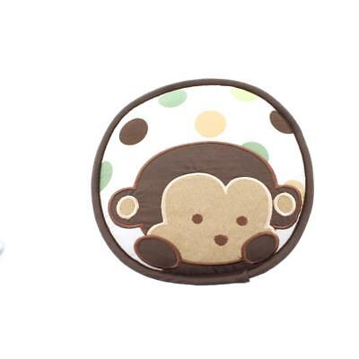 Kids Line 3260 Brown Embroidered Baby Boy Nursery Monkey Wall Decor BHFO