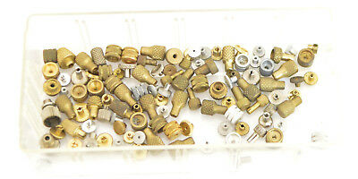 Big Lot 100+ Vintage Alarm clock setting buttons Watchmakers watch Parts