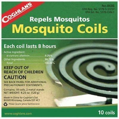 Coghlan Mosquito Coils pack of 10