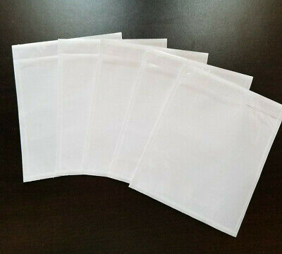 Packing List Envelopes Invoice Enclosed Slip Pouch Self Adhesive Shipping Label""