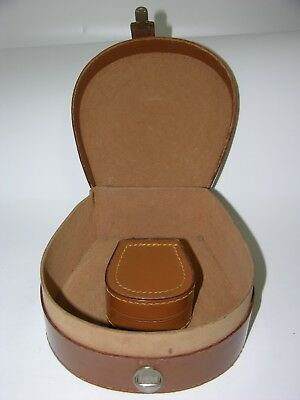 Vintage Homa Leather Box for Collars and Studs (SW / 127)