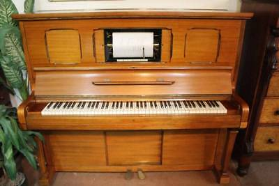A Rare & Restored Antique Aeolian - Weber Duo Art Pianola - *Free Melb Delivery