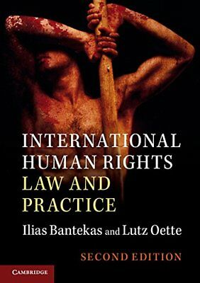 International Human Rights Law and Practice, Oette, Lutz, Bantekas, Ilias, Very