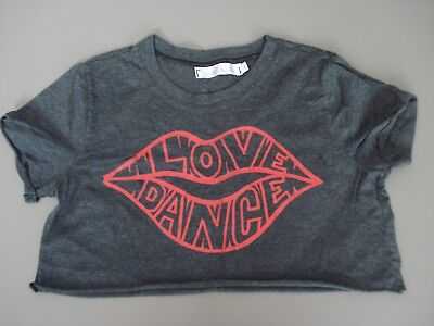 Heartless Romantics Cropped Top Size YL