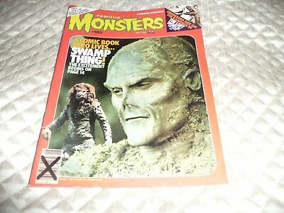 FAMOUS MONSTERS horror film magazine issue 183 from may 1982