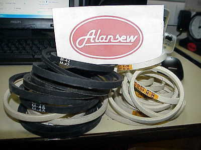 Industrial Sewing Machine Drive Belts V Section Choose Size From Our Drop Menu