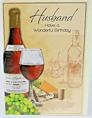 Uncle Birthday Card With Wine Design Wonderful Uncle 190