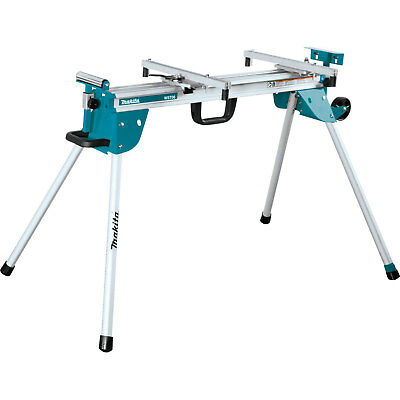 Makita 500 Lb Capacity Portable Compact Folding Miter Aluminum Saw Stand Table