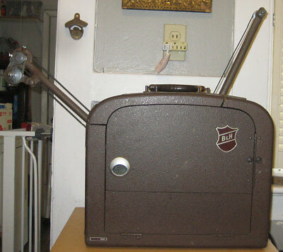 Bell & Howell Filmosound 185 16 MM Projector