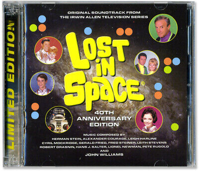 Lost in Space: 40th Anniversary by John Williams (Film Composer) (CD, Oct-2006,