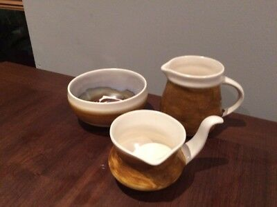 AVIEMORE Pottery, Made In Scotland , Set