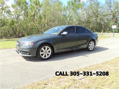 A4 A4 Quattro One Florida owner Great condition 2011 Audi A4 A4 Quattro One Florida owner Great condition