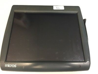 + Micros Workstation 5 System Unit Touch Screen 400814-001 #02 @@@