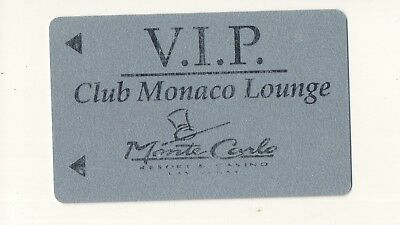 "old-""VIP""--MONTE CARLO--Las Vegas,NV-----Room key--K-31"