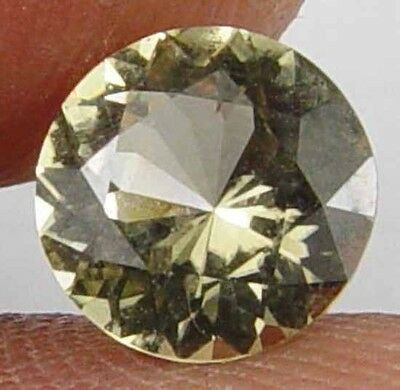KORNERUPINE Natural 1.40 CT Magnificient Glow Rare Round Cut Gemsotne 11010301