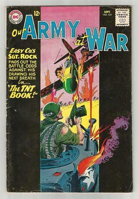 Our Army at War #134, Sept. 1963