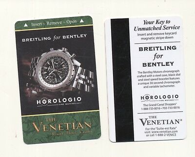 THE VENETIAN----Before the Palazzio------Las Vegas,NV-Room key-K-43