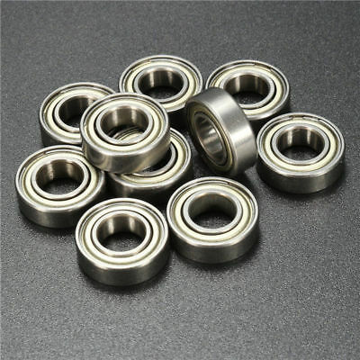 10Ps/Kit 688zz Miniature Ball Bearings 8x16x5mm Double Shielded Ball Bearing LE