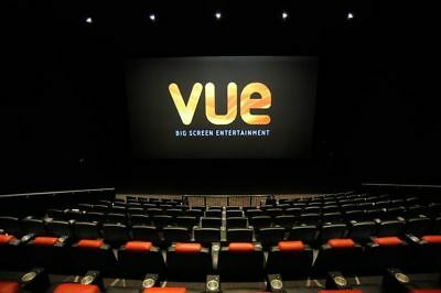 6 Vue cinema tickets from Lloyds Bank - Expiry date 2.4.19