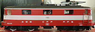 HAG No.211 Re4/4II Swiss Express OVP