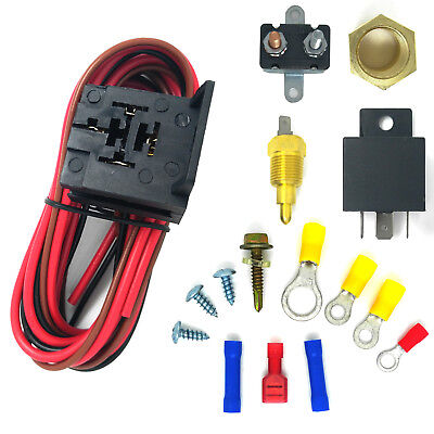 sbc electric fan wiring wiring diagram list sbc electric fan wiring wiring diagram electric cooling fan wiring harness relay thermostat controlledelectric