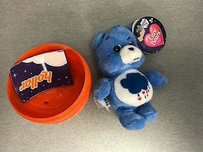 limited edition care bears little surprise plush toy grumpy bear