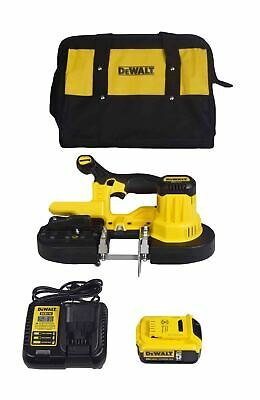 Dewalt DCS371P1 20V MAX Lithium-Ion Bandsaw Kit DCB205 20V Battery Combo Pack