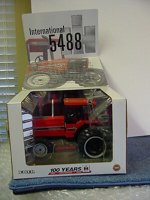 International 5488Tractor, 100 Year Centennial Edition  1/16, Die-Cast