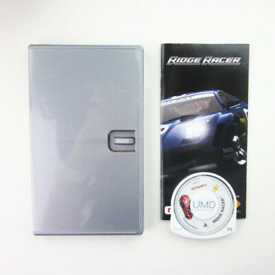 PlayStation Portable - PSP Game Ridge Racer 1 with Manual and Case #C