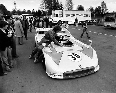 1970 ? Porsche 908/3 Race Car Photo cb0289
