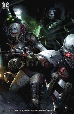 Suicide Squad Rebirth Issues #1-48 | Variants Covers DC Comics | 2016-2018 NM