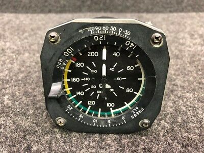 C661010-0102 (M/N: NP-330-A) Cessna True Airspeed Indicator